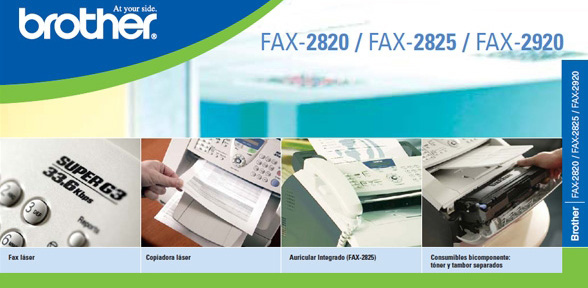 Brother Fax2920