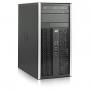 HP Compaq 6000 Pro - Micro torre - 1 x Core 2 Quad Q8400 / 2.66